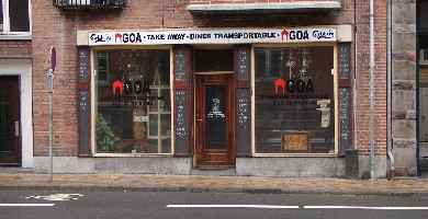 Goa Indisk Take Away