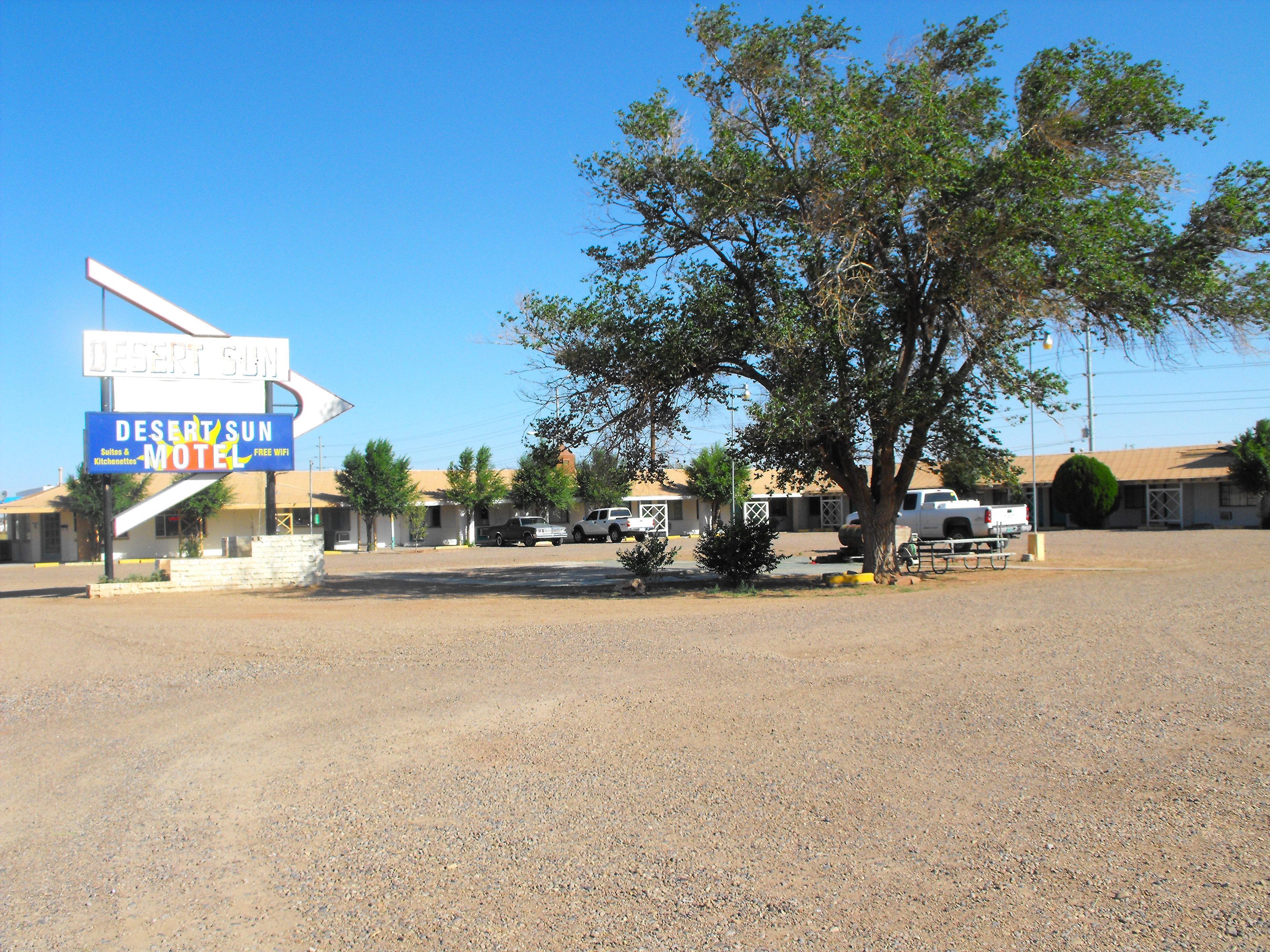 Desert Sun Motel