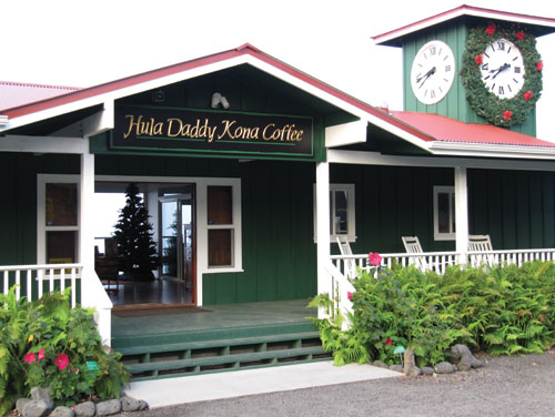 Hula Daddy Kona Coffee