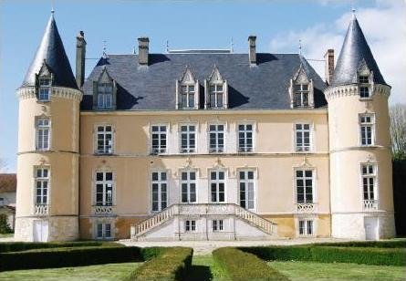 Chateau de Blavou