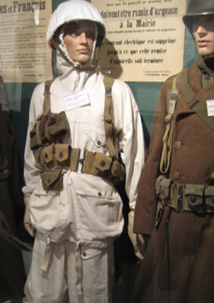 Second World War Museum (Musee de la Guerre)
