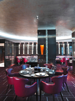 Cafe Calla at Mandarin Oriental