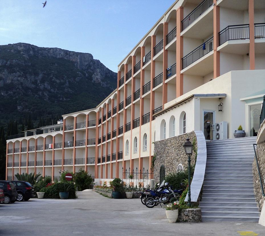 パレオ アールヌーヴォー ホテル