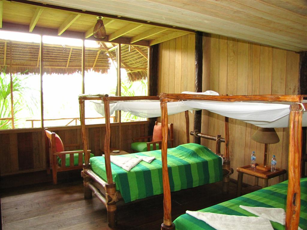 Pacaya Samiria Amazon Lodge