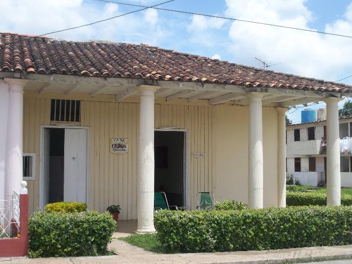 Casa Colonial Mercedes