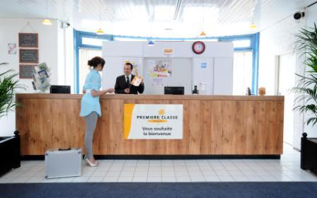 Premiere Classe Le Mans Centre - Palais Des Congres