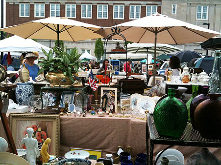 Georgetown Flea Market