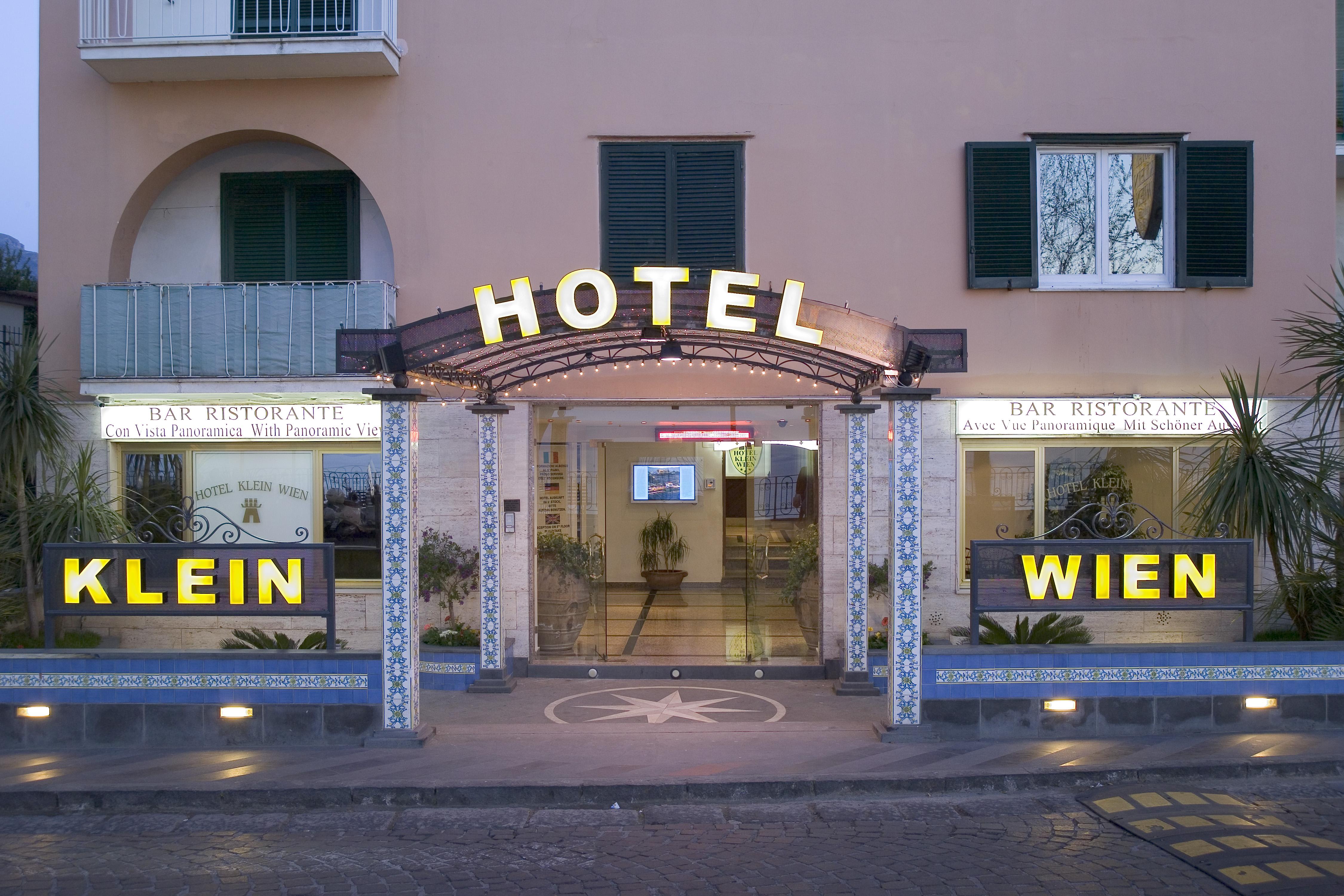 Hotel Klein Wien