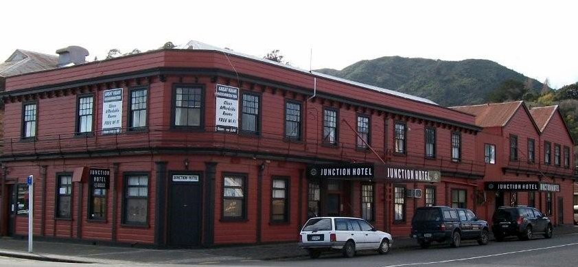 ‪The Junction Hotel‬