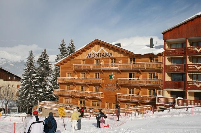 Montana Chalet Hotel