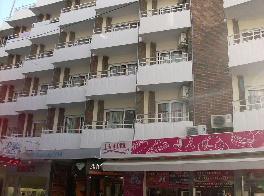 貝尼多姆一室公寓飯店