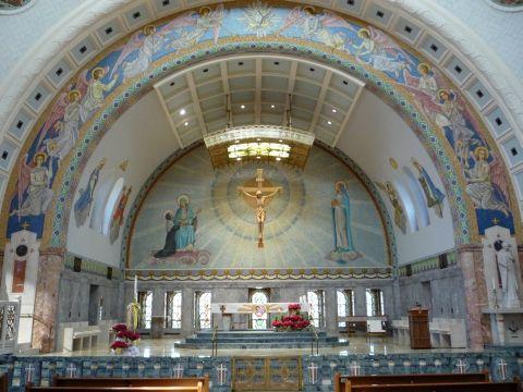 National Shrine of St. Elizabeth Ann Seton