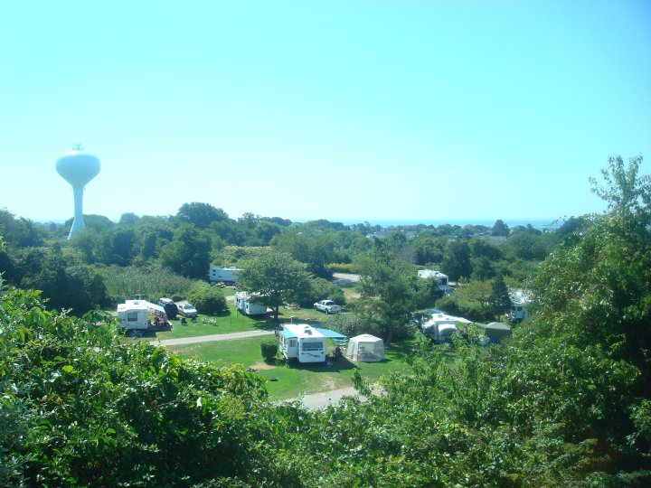 Fishermen's Memorial State Park and Campground