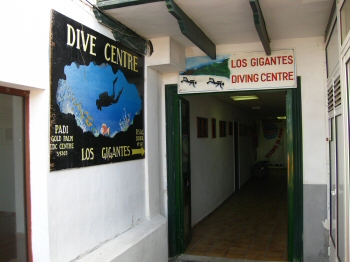 ‪Los Gigantes Diving Centre‬