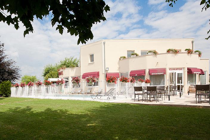 Hotel balladins Dijon / Marsannay