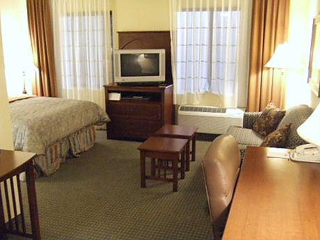 Staybridge Suites Savannah Airport