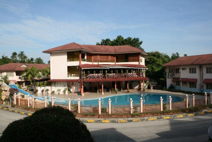 Cherating Bay Resort