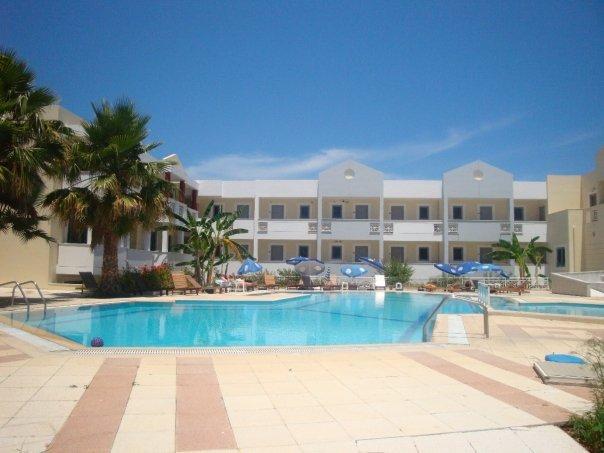 Olga's Paradise Hotel Apartments