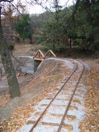 Smith Ranch and Julian Gold Mining Railroad