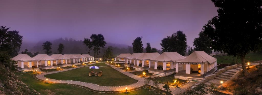 Corbett Woods Resort