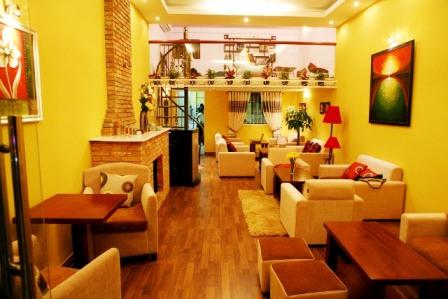 Boutique Cafe