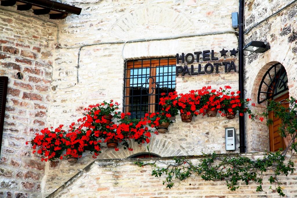 Hotel Restaurant Pallotta Assisi