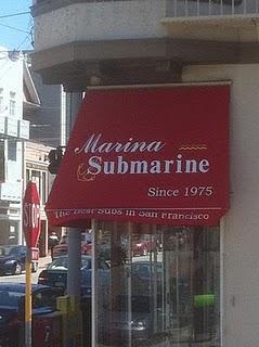 Marina Submarine