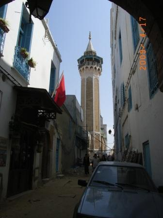 Mosque Sidi Youssef