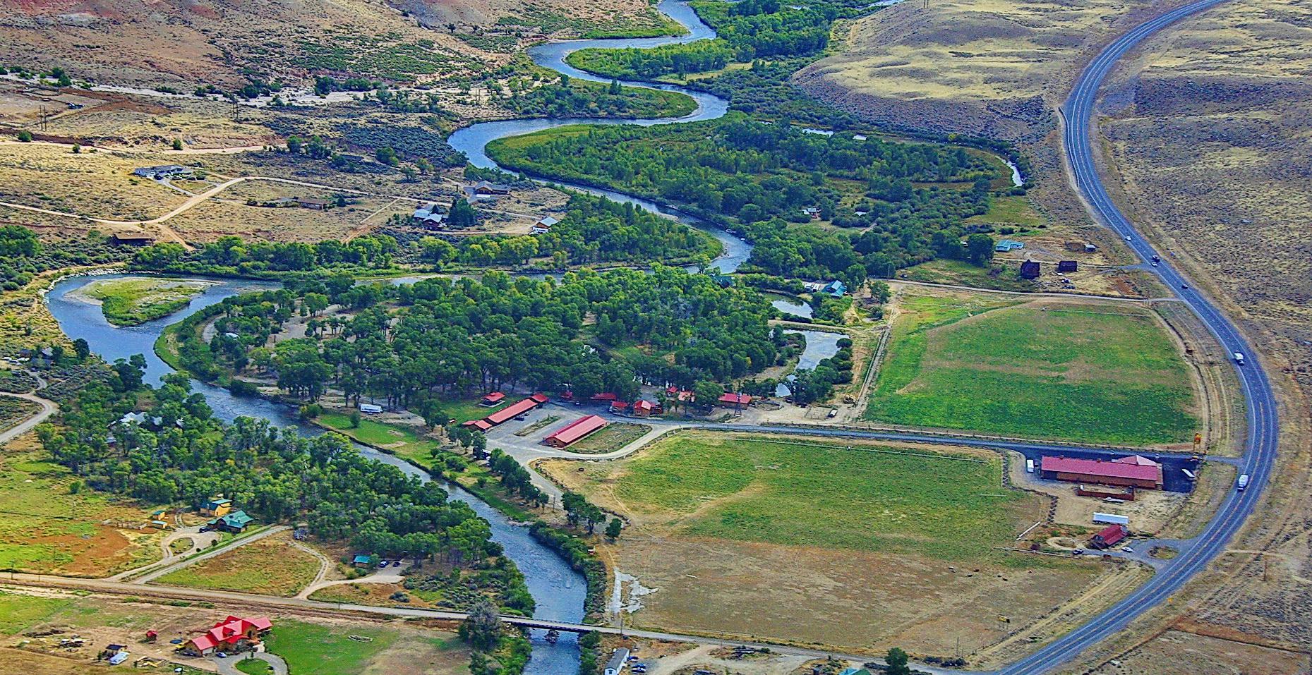 The Longhorn Ranch Lodge & RV Resort