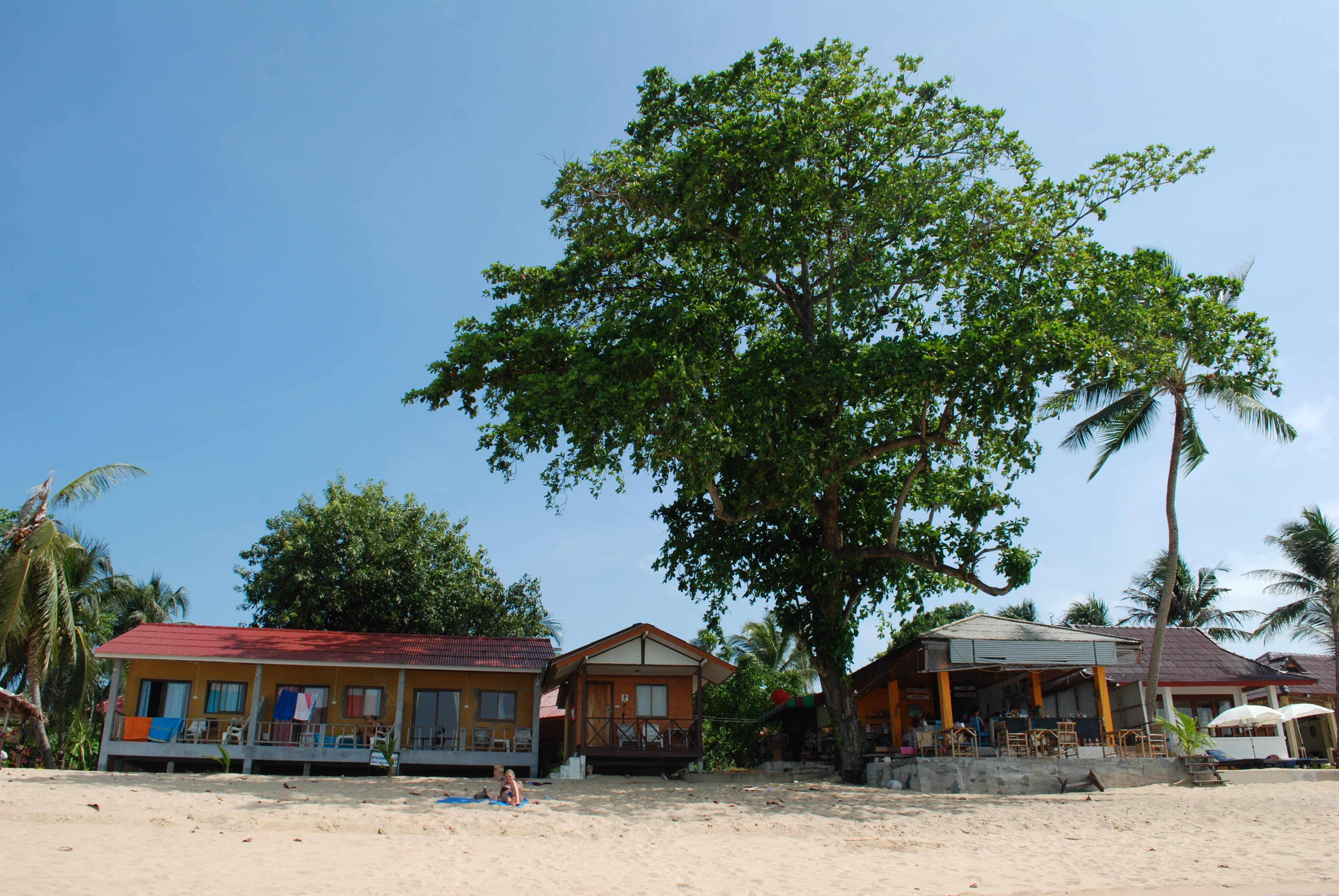 Ubon Villa Beach Bungalows