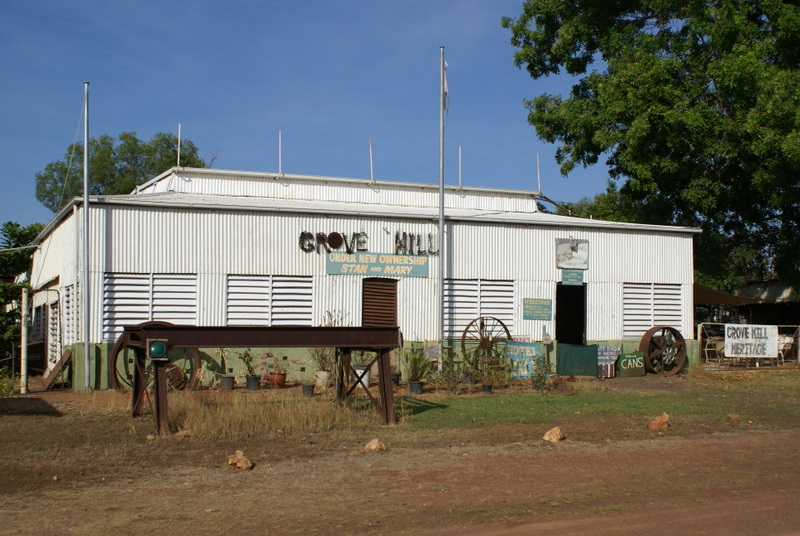 Grove Hill Heritage Hotel and Museum