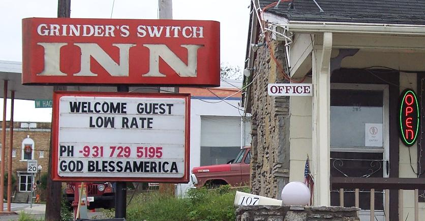 ‪Grinder's Switch Inn‬