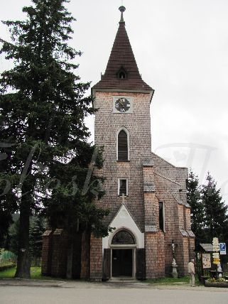 Kostel Svateho Stepana (St. Stephan Church)