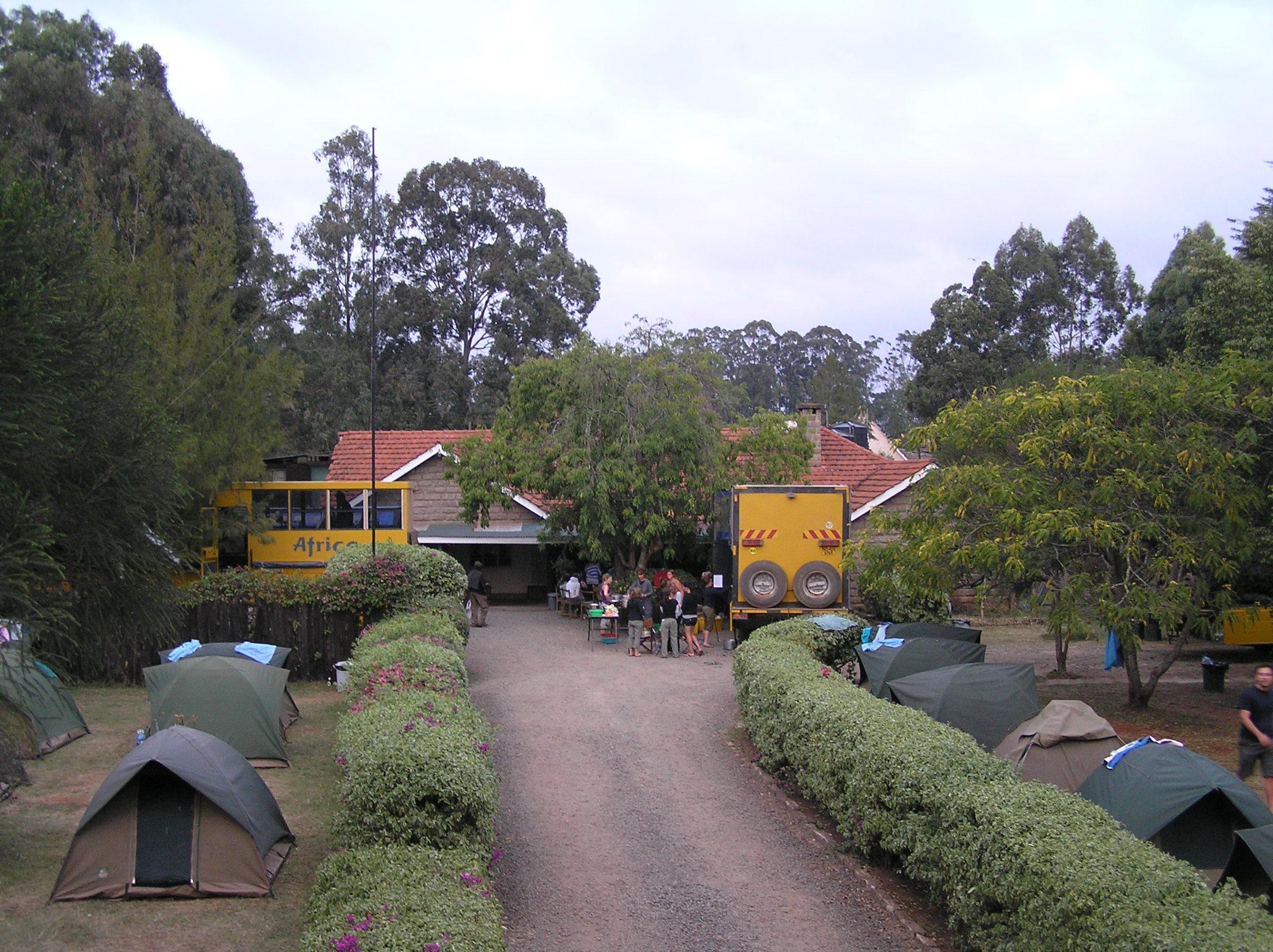 Indaba East Africa Campsite