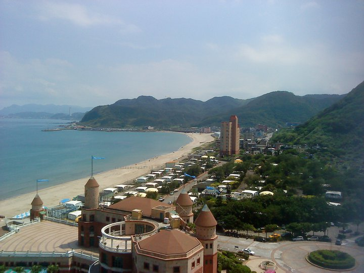 太平洋翡翠灣福華渡假大飯店