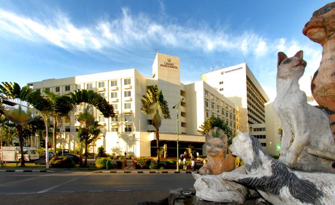 โรงแรมแกรนด์มาร์เกอริต้า