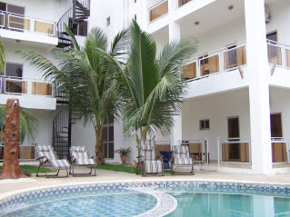 Wavecrest Hotel Gambia
