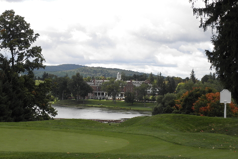 ‪Leatherstocking Golf Course‬