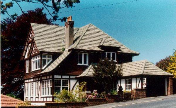 Barnett Lodge
