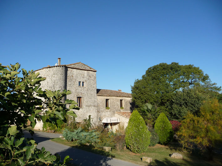 Domaine de Blancardy - Auberge