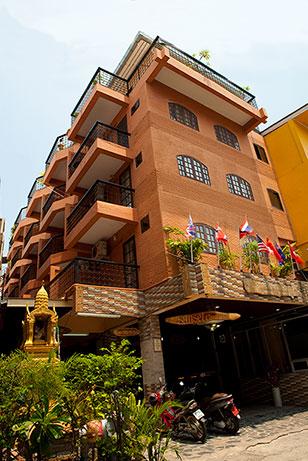 Jasmine Hotel Pattaya