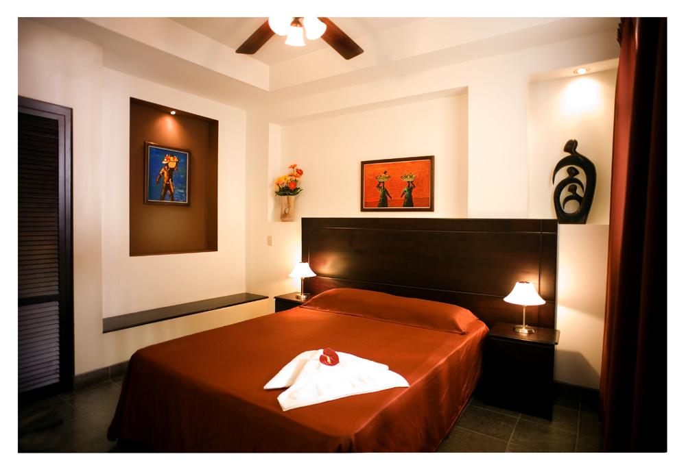 Hotel Los Volcanes B&B
