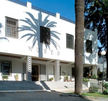 ウエルバ博物館