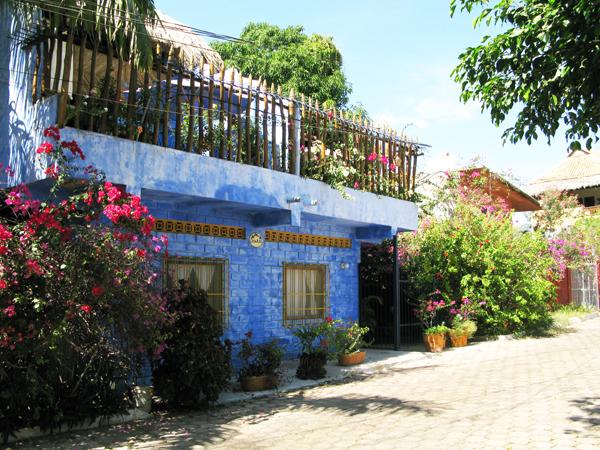 Casa Azul - La Madera