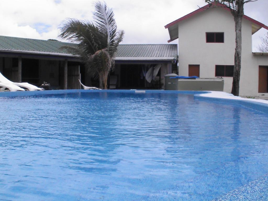 Blue Pango Motel