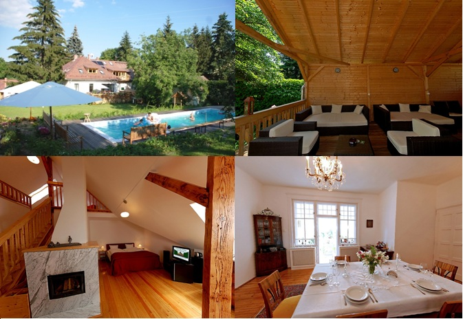 Family Holidays Hungary - Green Gates Guest House