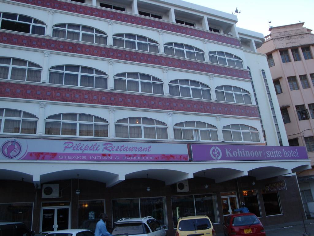 Kohinoor Suite Hotel