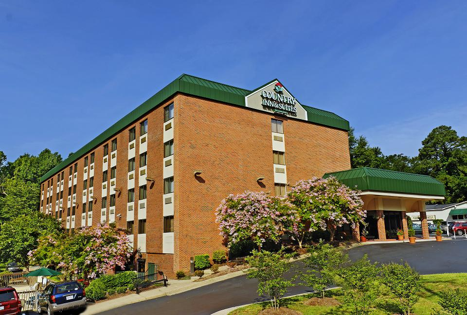 Country Inn Suites By Radisson Williamsburg East Busch