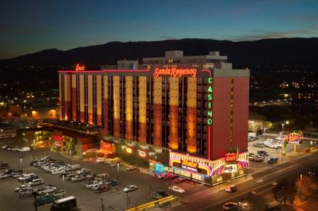 The Sands Regency Casino Hotel