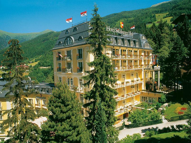 호텔 잘츠부르크 호프
